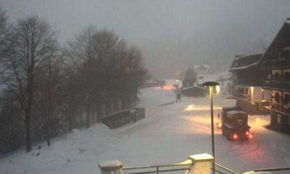 Protezione civile in preallerta, neve nella notte e domani