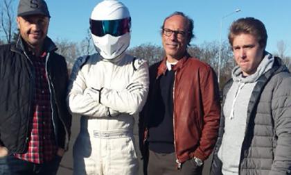 """Top Gear"" infiamma l'aeroporto"
