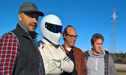 Top Gear infiamma l'aeroporto di Cerrione