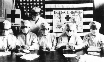 La febbre spagnola arrivò nel 1918: terrore e polemiche