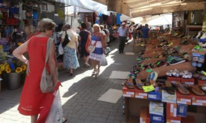 Mercato di Cossato: restauro e nuova disposizione