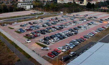 Parcheggio dell'ospedale a pagamento dopo l'estate