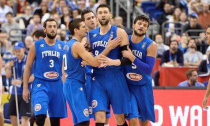 Preolimpico di basket, l'Italia di Gallinari e Messina in amichevole a Biella giovedì 30 giugno