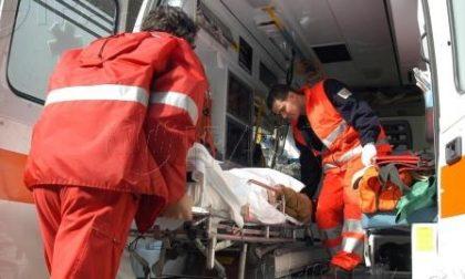 Ragazzina di 13 anni ferita nello scontro
