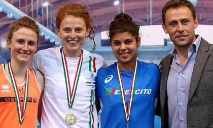 Valentina Costanza tricolore