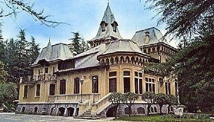 Villa Katiuscia depredata dai ladri