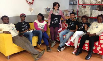Le magliette solidali made in Biella