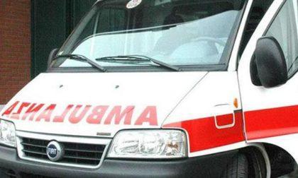 Brutto incidente a Pavignano: feriti trasportati in ospedale