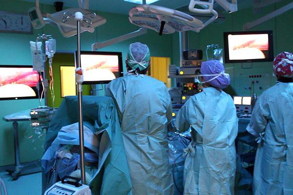 intervento prostata e degenza