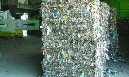 La spesa per i rifiuti diminuisce