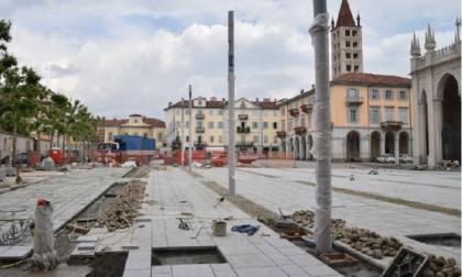 Piazza Duomo, a luglio la consegna