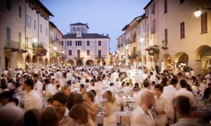 Arriva a Biella la terza Cena in bianco