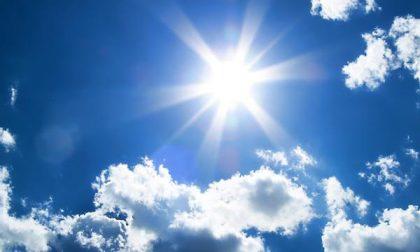 Ecco il caldo torrido sul Biellese. Temperature percepite intorno ai 40°