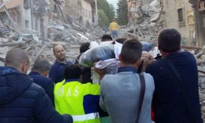 Centro Italia devastato dal terremoto