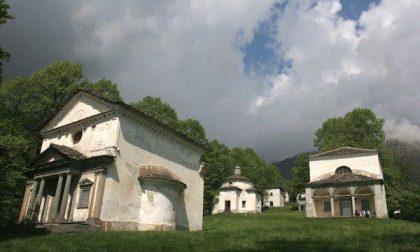 Conca di Oropa: nel 2017 restauro del Sacro Monte