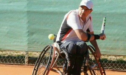 Il torneo Città di Biella di tennis in carrozzina