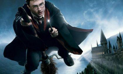 Ritrovata la magica scopa di Harry Potter