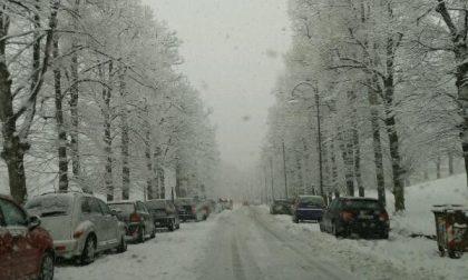 Allerta arancione per neve. Il maltempo si affaccia in Piemonte