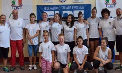 Biogliopesi ospita le azzurre in ritiro in vista degli europei Youth in Polonia