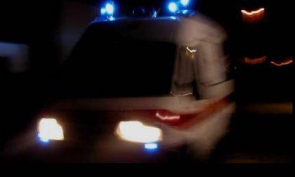 Incidente a Masserano, donna ferita