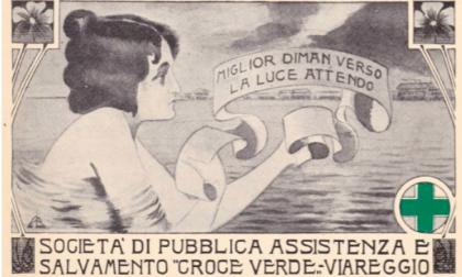 La Croce Verde ebbe breve vita tra il 1926 e il 1931