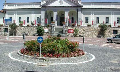 Piazza Castello, lavori posticipati a Candelo