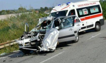 Terribile incidente stradale questo pomeriggio sulla superstrada