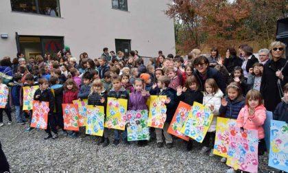 Inaugurazione Scuola Merletto