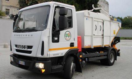 La raccolta rifiuti a Cossato si prenota con Whatsapp