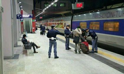 Polizia, raffica di controlli nelle stazioni ferroviarie