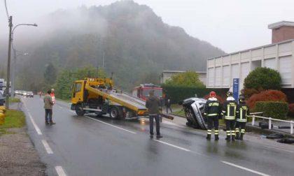 Schianto a Valduggia: aggiornamenti sull'incidente