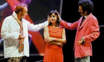 """Ambra Angiolini in scena al Teatro Sociale con """"Tradimenti"""""""