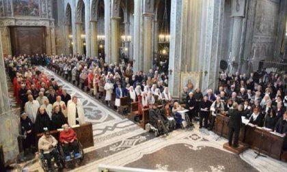 Chiuse le due Porte Sante ad Oropa e in Cattedrale