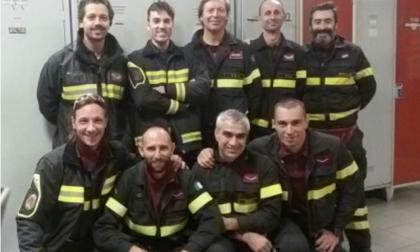 Da Biella vigili del fuoco e volontari sui luoghi del terremoto
