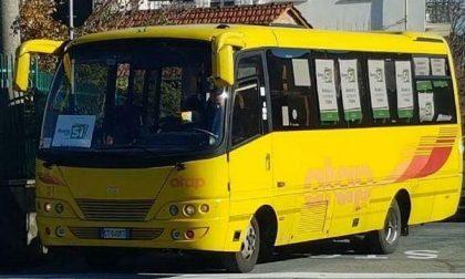 La polemica sul bus Atap per il sì