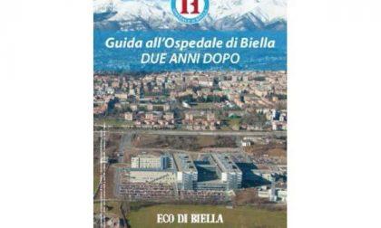 Sabato gratis con Eco di Biella la rinnovata Guida dell'Ospedale