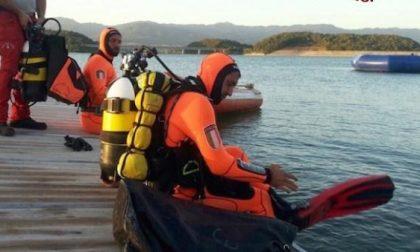 Suicida nel Lago di Viverone