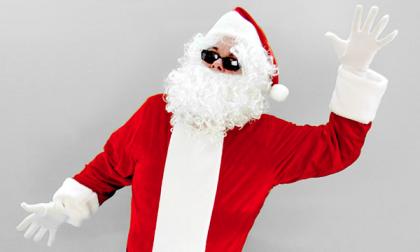 A Sandigliano la Corsa dei Babbi Natale