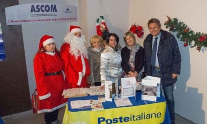Aperto l'ufficio postale di Babbo Natale
