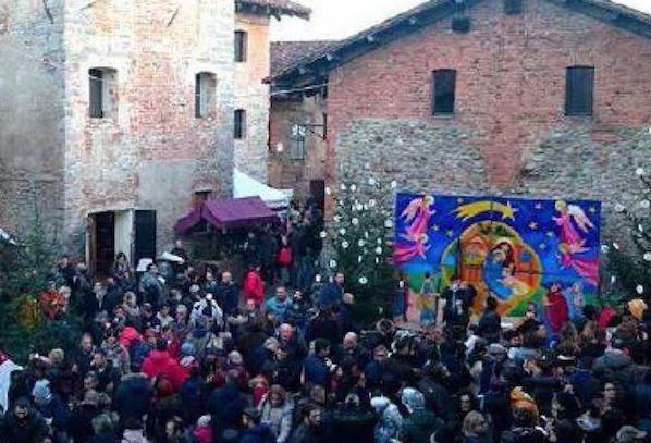 Candelo, tutti gli appuntamenti del borgo di Babbo Natale