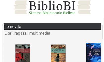 Con la app BiblioBi libri in prestito via smartphone