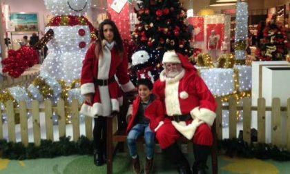 Orsi, oggi c'è Babbo Natale