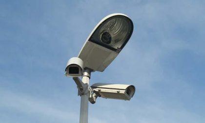 A Cossato in funzione 4 nuove telecamere di sorveglianza