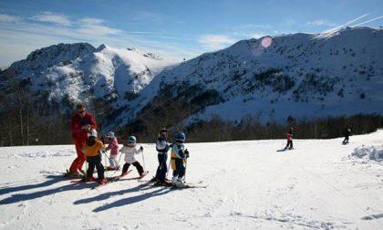 Al via la stagione sciistica: aperte quasi tutte le piste