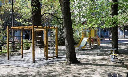 Due nuovi parchi giochi a Biella