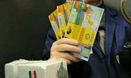 Biellese vince 25mila euro alla Lotteria Italia. 11 in Piemonte