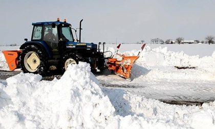 Neve, in tre giorni sparse 200 tonnellate di sale