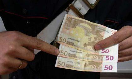 Presi spacciatori di banconote false