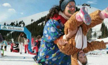 Carnevale sulle piste da sci