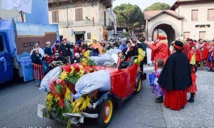 In migliaia alla sfilata dei carri a Chiavazza (FOTOGALLERY)